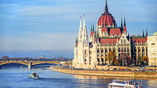 Danube River: Vienna to the Black Sea Aboard Amadeus Queen