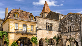 Village Life in Dordogne