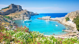 Enchanting Greek Isles: North Aegean Islands and the Sporades